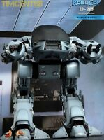 In Stock! Hot Toys Sideshow Robocop MMS204 ED-209 Sound Effect 1/6 Figure
