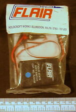 FULL FUNCTION SOLID STATE SOFT FLIGHT SWITCH - FLAIR REF; FL5036 - BRUSHED MOTS.