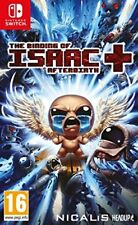 Nintendo switch the Binding of Isaac Afterbirth