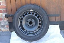 4x Winterkompletträder VW Golf 6,5Jx16H2 205/55R16 Pirelli