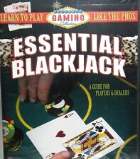 Essential Blackjack: A Guide for Players Dealers DVD Learn Play Pro Card Games