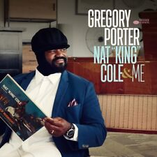"Gregory Porter - Nat ""King"" Cole & Me - CD NEW & SEALED - Release Date 27th Oct"