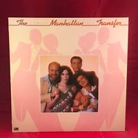 MANHATTAN TRANSFER Coming Out 1976 UK vinyl LP Record EXCELLENT CONDITION