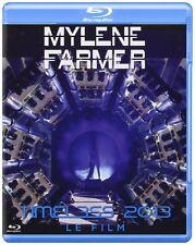 MYLENE FARMER : TIMELESS 2013 LE FILM -  BLU RAY - Sealed Region B