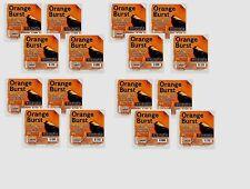 12 Heath Orange Burst SONGBIRD SUET Cake Blended Seed & Orange Flavor ALL SEASON