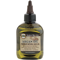 Difeel Argon Oil Premium Natural Hair Oil 2.5 oz (Pack of 2)