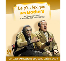 LE P'TIT LEXIQUE DES BODIN'S - LIVRE