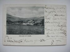 Barr. (Near Girvan, Turnberry, Maybole, Ballantrae etc - 1903)