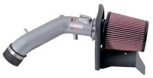 69-1209TS K&N Air Intake Kit TYPHOON; HONDA ACCORD L4-2.4L, 04-07 (KN Metal Inta