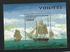 1996  BENIN - SHIPS - SG  MS 1388  UMM