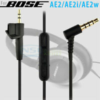 Replacement Audio Cable Cord w/ Mic For BOSE Around-Ear AE2 AE2i AE2w Headphones