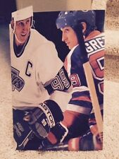 Wayne Gretzky Restaurant Dining Oilers Kings Menu Gretzky's Toronto NEVER USED