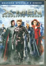X-Men Conflitto Finale - Hugh Jackman/Halle Berry 2X Dvd Ottimo