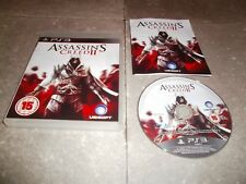 JEU PS3 PAL (import UK): ASSASSIN'S CREED II - Complet TBE