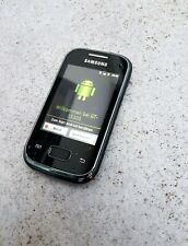 Samsung Galaxy Pocket S5300 in schwarz