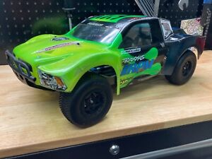 Traxxas Slash 4X4 VXL Brushless 1/10 4WD RTR Short Course Truck LCG chassis