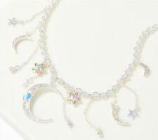 KIRKS FOLLY Astral Princess Necklace  -  Rosetone