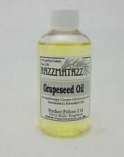 GRAPESEED CARRIER/MASSAGE OIL 100ML>FREEpp >SKIN CARE USED by HOLLYWOOD STARS<