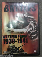 Battles of the Western Front 39-41  DVD