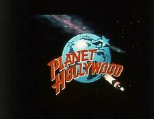 16mm #900  Planet Hollywood – Coca Cola space ship launch – Always in the movies