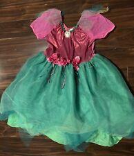 Disney Store Lilo (from Lilo And Stitch) Costume Dress Size 10-12