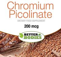Chromium Picolinate 200mcg Tablets Pack