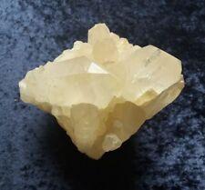 Large Quartz Point crystal cluster 1.10 kg