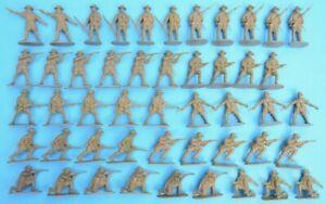 AIRFIX WWII GURKHAS - 1/32 scale - 48 figures