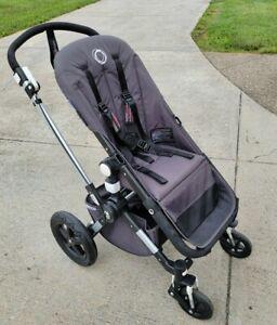 Bugaboo Cameleon 3 Single Seat Stroller. Gray and Black. See Description