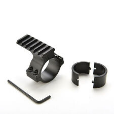 25.4mm / 30mm Scope Tube Laser Flashlight Barrel Mount for Picatinny Weaver Rail