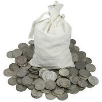 BLOWOUT SALE! 1 ONE TROY POUND LB MIX 90% JUNK SILVER COINS US MINT PRE 65 LOT 2