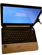 New listing Toshiba Satellite Nb15t A1303 -11.6'' Touch screen laptop, No harddrive .