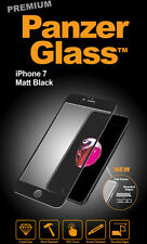 Black Mobile Phone Screen Protectors for Apple iPhone 7