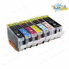 7 Pack PGI5 PGI-5 CLI8  CLI-8 Ink For Canon Pixma  MP950 MP960 MP970 Printers