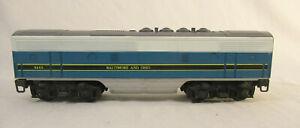 O Scale Lionel F3 B Diesel Unit (Dummy) - Baltimore & Ohio 8468
