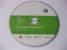 Original VW RNS 310 Navi navigation CD FX V2 2010 BeNeLux SEAT VW SKODA V4 2012