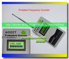 GOOIT Portable GY560 compteur de fréquence pour FT-7800R
