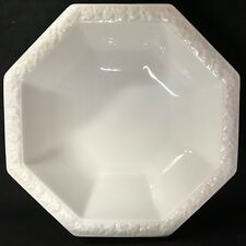 "Rosenthal Maria White 10-1/2"" Octagonal Vegetable Bowl"