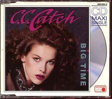 C.C. CATCH - BIG TIME - CD MAXI [482]