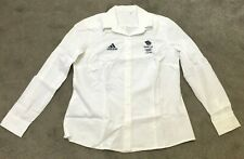 ADIDAS LONDON 2012 OFFICIAL TEAM GB WHITE SHIRT - MEN'S XXL - BRAND NEW