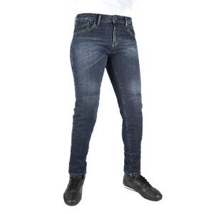 Oxford Original Approved Ladies Slim Blue AA Rated Motorcycle Motorbike Jeans