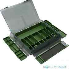 Tackle Box Storage System 7+1 Carp Sea Fly Game Pike Fishing and Hair Rig Board