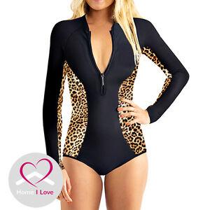 New High Quality 2mm Neoprene Women Springsuit Wetsuit  Size S  AU 8-10