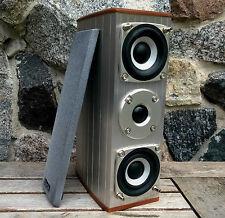 Denon 2 1/2 way Speaker SC a3l from the system ADV m71 * Alu + Cherry 100w
