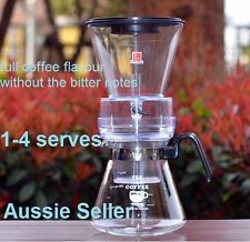 Dutch Brew Coffee Ice Cold Water Drip Tea or Coffee  Maker