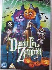 Daddy I'm A Zombie! (DVD, 2012) NEW Sealed PAL Region 2