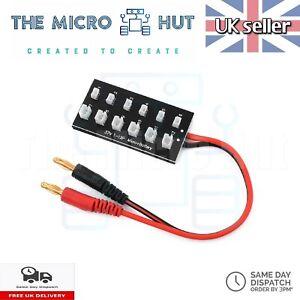 Lipo Battery 1S Balance Parallel Charging Board Micro JST-PH -mCPX E-flite mCX