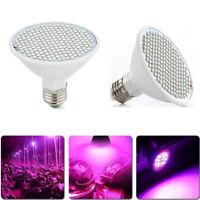 New 30W 200LED LED Grow Light E27 Lamp Bulb For Plant Hydroponic Full Spectrum