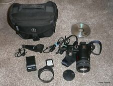 Panasonic Lumix DMC-FZ50 x12 Leica Zoom with Extras & Sample Images