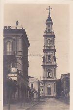 VALLE DI POMPEI - Il Campanile del Santuario - Foto Cartolina GRAFIA